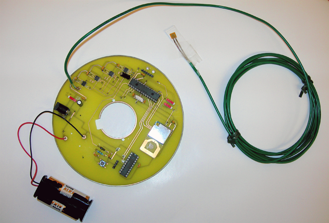 Thermocouple project